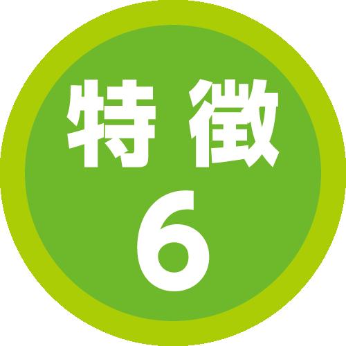 特徴6アイコン